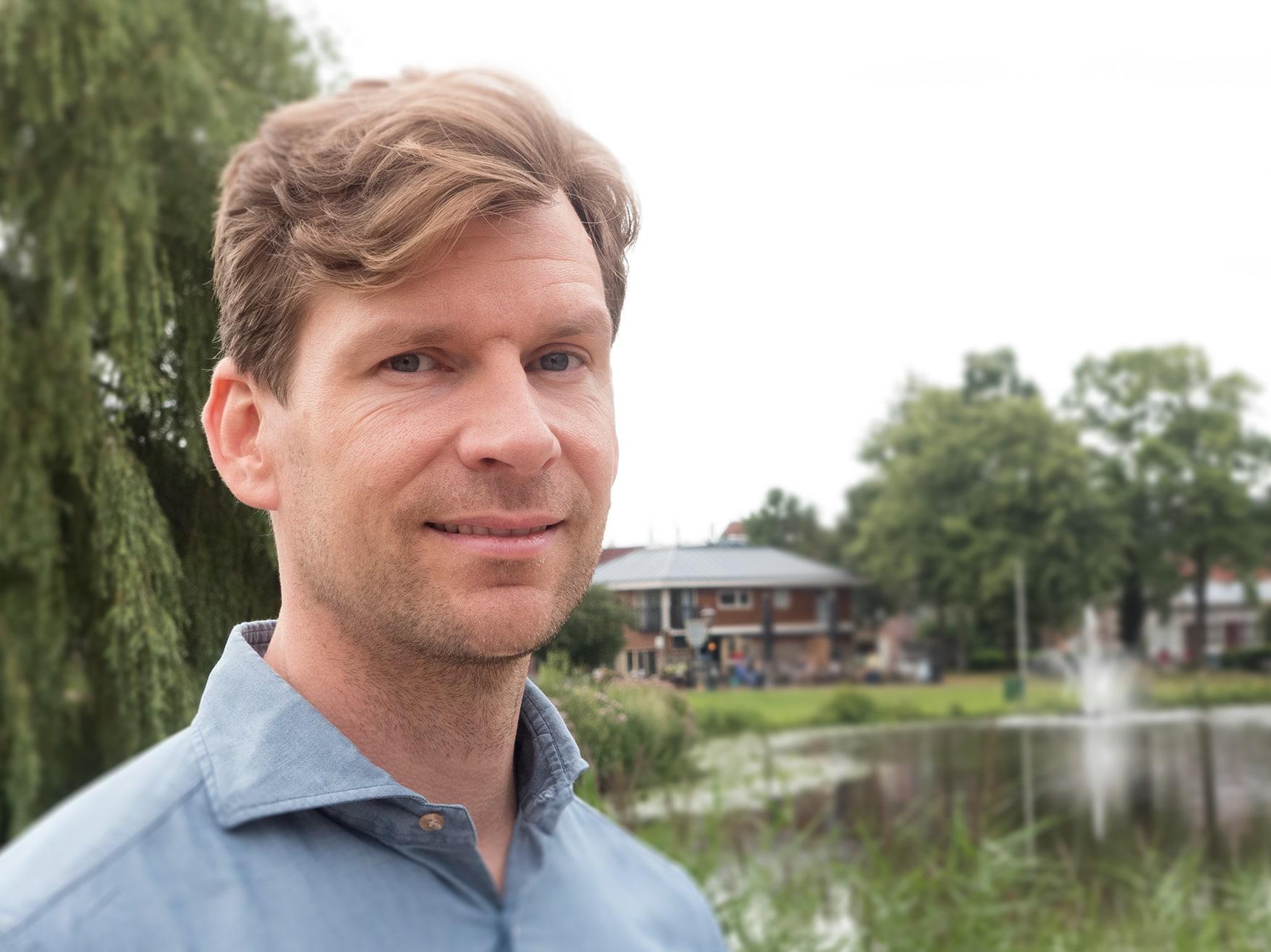 Benjamin Martens nieuwe bestuurder